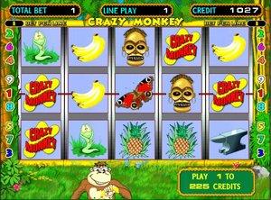 Ігри казино ігрових автоматів божевільна мавпа Казино мільйонів під Курськом